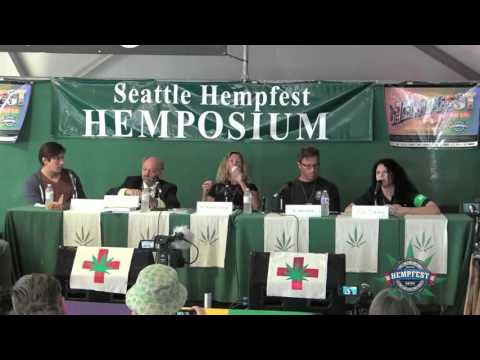 Brave New Word, Medical Research & Emerging Treatments for Medical Marijuana at Seattle Hempfest