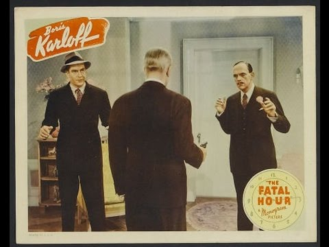 ➽ Mr Wong ● L'ora Fatale ♝ film completo 1940 ▦ Boris Karloff ◈ by ☠Hollywood Cinex™