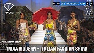 India Modern Fall Winter 2017 - Day 1 Italian Fashion Show | FashionTV
