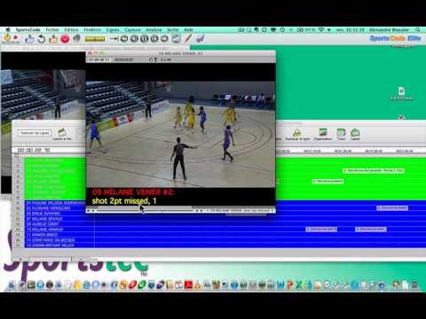 logiciel sportscode