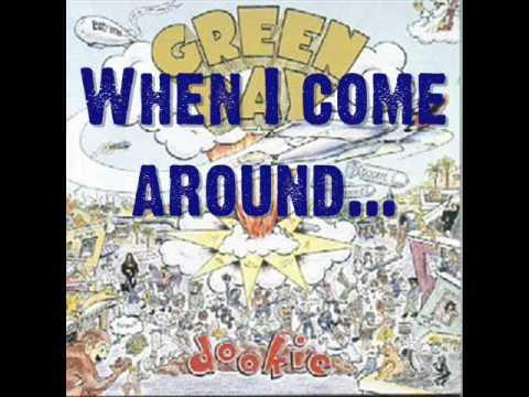 Songtext von Green Day - When I Come Around Lyrics