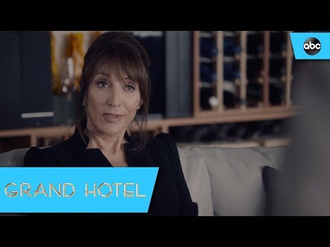 Santiago Confronts The Boss - Grand Hotel