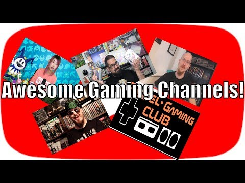 AWESOME GAMING CHANNELS WITH LESS THAN 1000 SUBSCRIBERS