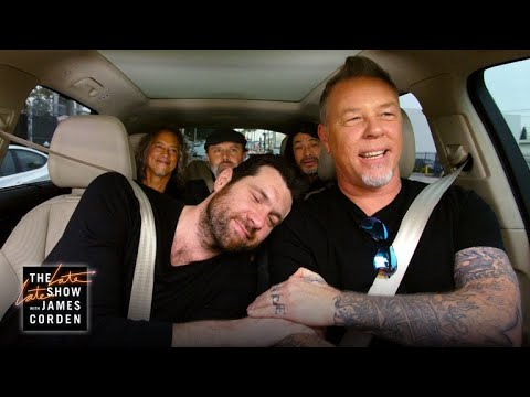 Billy Eichner Joined Metallica for a Day