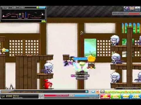 maplestory ninja castle jump quest