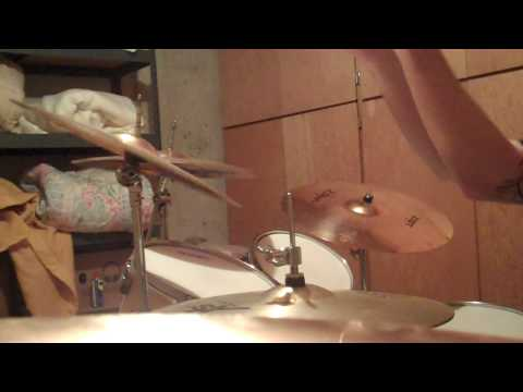 MELVINS - THE TALKING HORSE (DRUM COVER)
