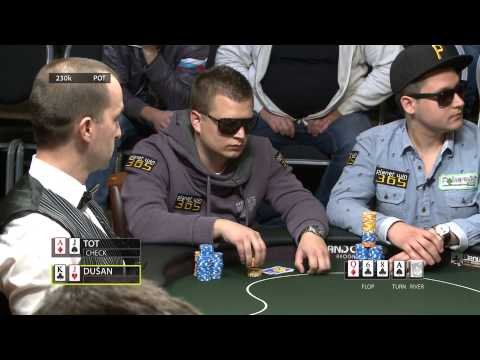 Danube Poker Masters 7 - Main Event - Episode 01