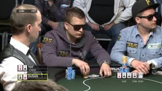 Danube Poker Masters 7 - Main Event - Episode 01