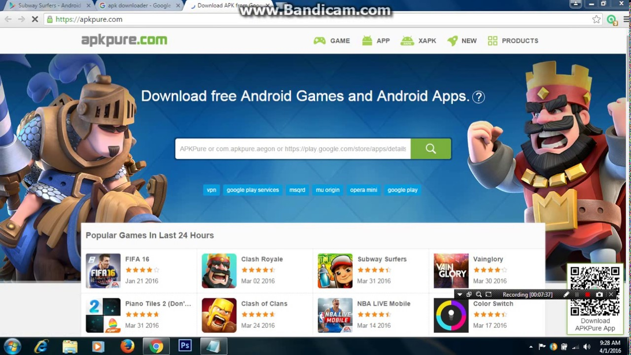 android app on pc software free download