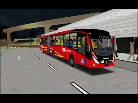 Metro Bus CD...Omsi. 2 |