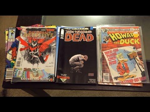Half Price Books Comic Book Haul 15 (Insane Deals!)