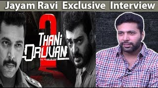 Will Ajith Play Villain Role In Thani Oruvan 2? Soon Jayam Ravi Turns to be a Director !!