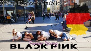 [K-Pop Dance in Public] BLACKPINK(블랙핑크) - FOREVER YOUNG by DASH
