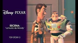 Toy Story 3: Escena