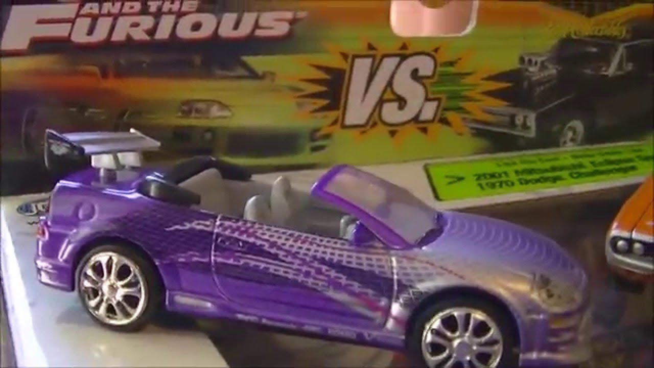 my doubles of racing champion fast and furious cars youtube. Black Bedroom Furniture Sets. Home Design Ideas
