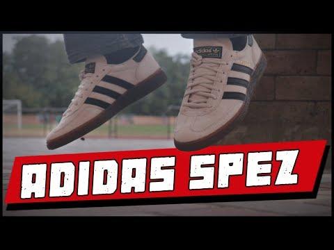 Adidas Spezial Handball - Классика Кежуалов - ОБЗОР