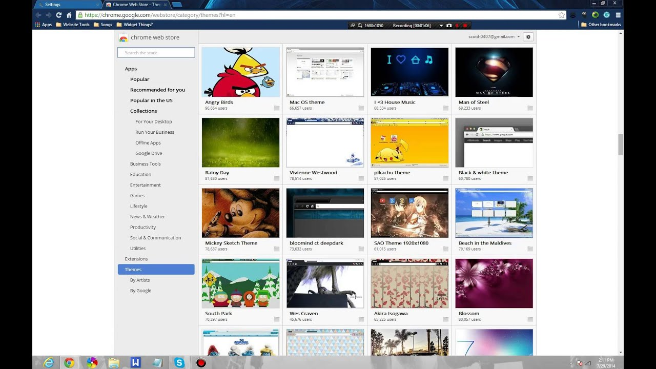 Google themes delete - How To Remove A Theme From Chrome