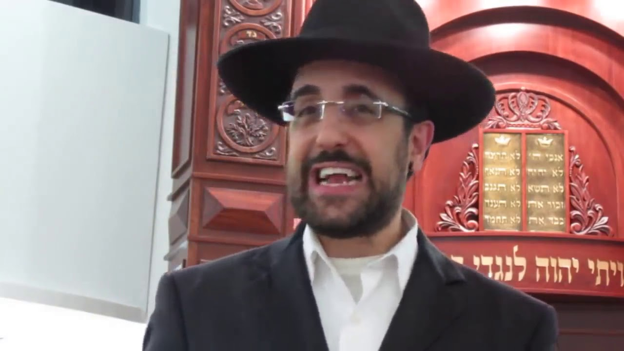 הגאון הרב מאיר אליהו l הכנה לליל הסדר   חלק ב׳ l משכן יהודה
