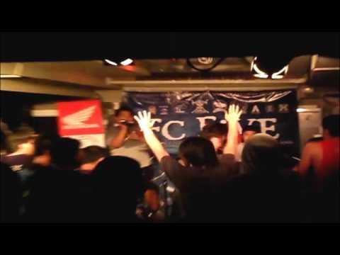 FC FIVE last show in Bangkok 25-03-2012