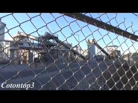 Bankrupt, a 300 MILLION dollar biofuel plant!