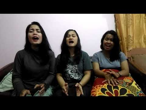 Dorman manik - Holan diangan angan - cover by Moria Trio