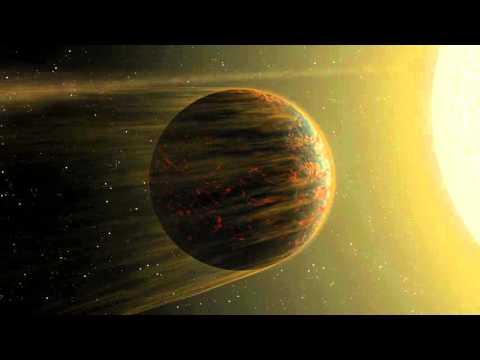 Half Lava & Half Rock, 5 Cancri E Might Be The Weirdest Exoplanet Ever Discovered