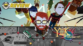YIIK: A Post Modern RPG – REVIEW (A Trippy Fever Dream Into the 90s)