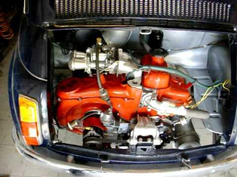Motore 595 Fiat 500 Modificato Youtube