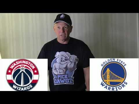 Golden State Warriors vs Washington Wizards 3/1/20 Free NBA Pick and Prediction NBA Betting Tips