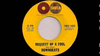 "The Downbeats  "" I Want To Be With You ""   (unreleased)"