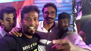 Gambar cover Actor Dhanush Fan Moment at Vijay Awards 2018