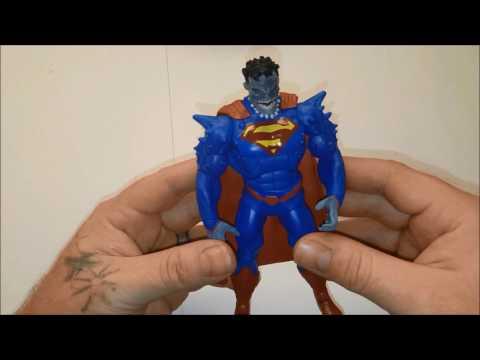 DC Multiverse Superman Doomed Review Doomsday BAF