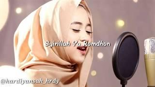 YA ROMADHON Official Lirik - Sabyan