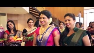 Lavin & Kaema | Cinematic Hindu Wedding Video Trailer at Setia Convention Center