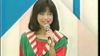 Shiho Wakabayashi (若林志穂) - Natsu no Balcony 1985 若林志穂 検索動画 7
