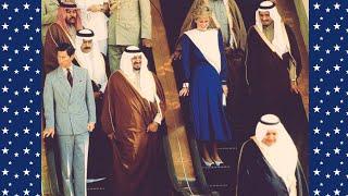 (RARE) Princess Diana and Prince Charles visit Jeddah, Kingdom of Saudi Arabia (1986)