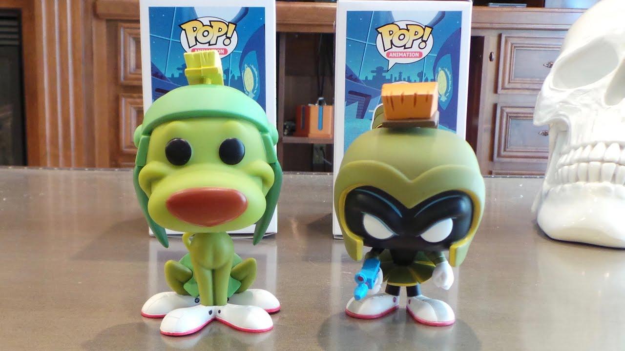 Vinyl--Duck Dodgers K-9 Pop Vinyl Pop