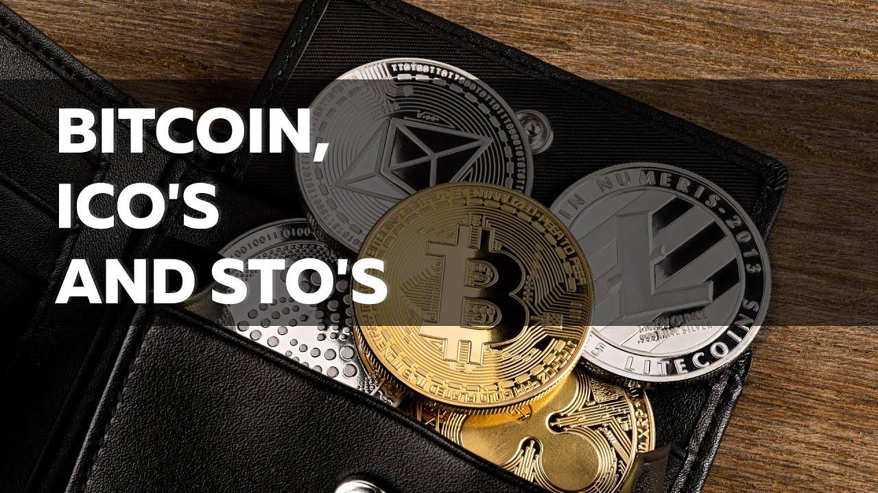 Bitcoin, ICOs & STOs