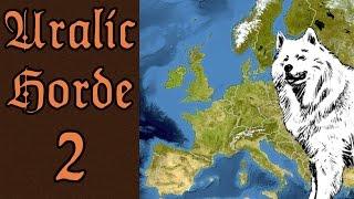 [2] Uralic Horde - Russian Around - EU4 Common Sense