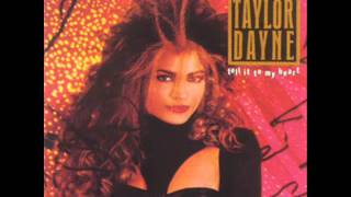 TAYLOR DAYNE   -   Tell It To My Heart (Extended)