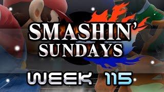 Smashin' Sundays (Melee): Week 115
