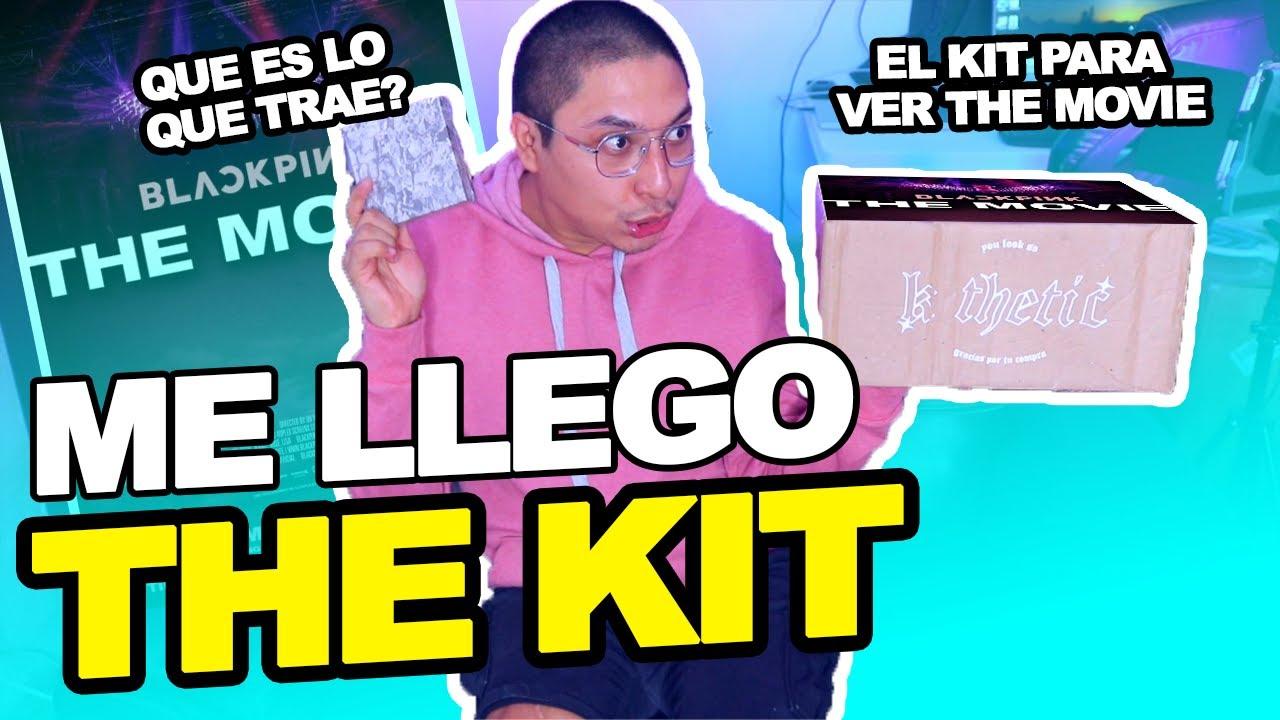 ME LLEGO THE KIT *UNBOXING* NO ME ESPERABA ESTO | PROBE EL AIR KIT DE ROSE Y NO FUNCIONA | SHIRO+1
