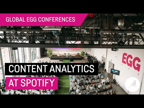 EGG2017 - Content Analytics at Spotify by Daniel Levine Mp3