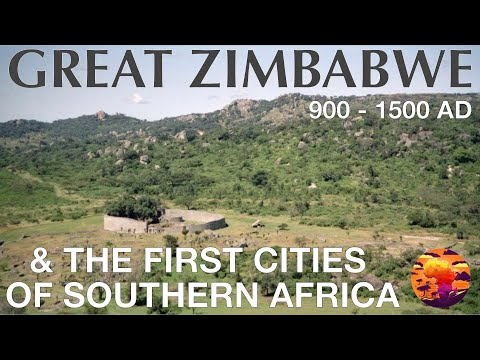 Great Zimbabwe & The First Cities Of Southern Africa // History Documentary