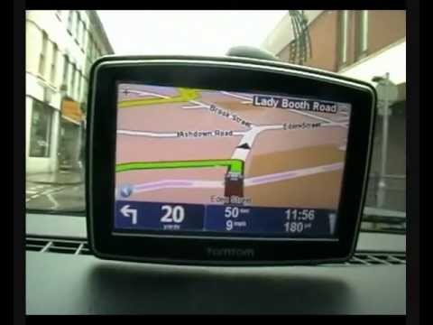 GPS navigation celebrity voices: You talkin' to me?