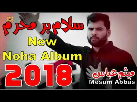 Mesum abbas nohay 2018-19 | nadeem sarwar noha 2018-19 ~ nadeem.