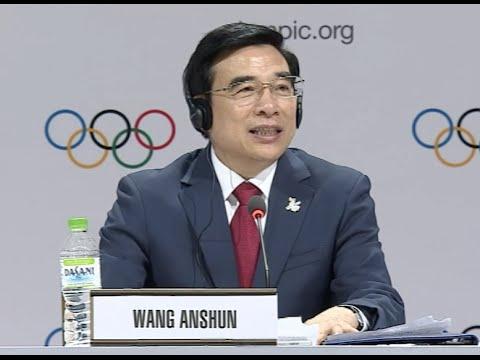 Beijing Mayor Promises Successful Winter Olympic Games