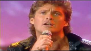 Watch David Hasselhoff Looking For Freedom video