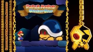 Golden VGM #637 - Paper Mario: Sticker Star ~ Buzzy Beetle Battle