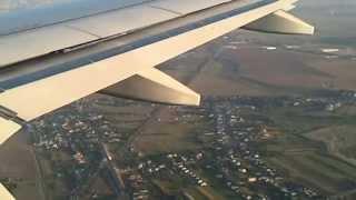 aterizare aeroport otopeni